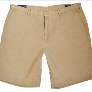 Polo Ralph Lauren Classic Fit Flat Front Shorts